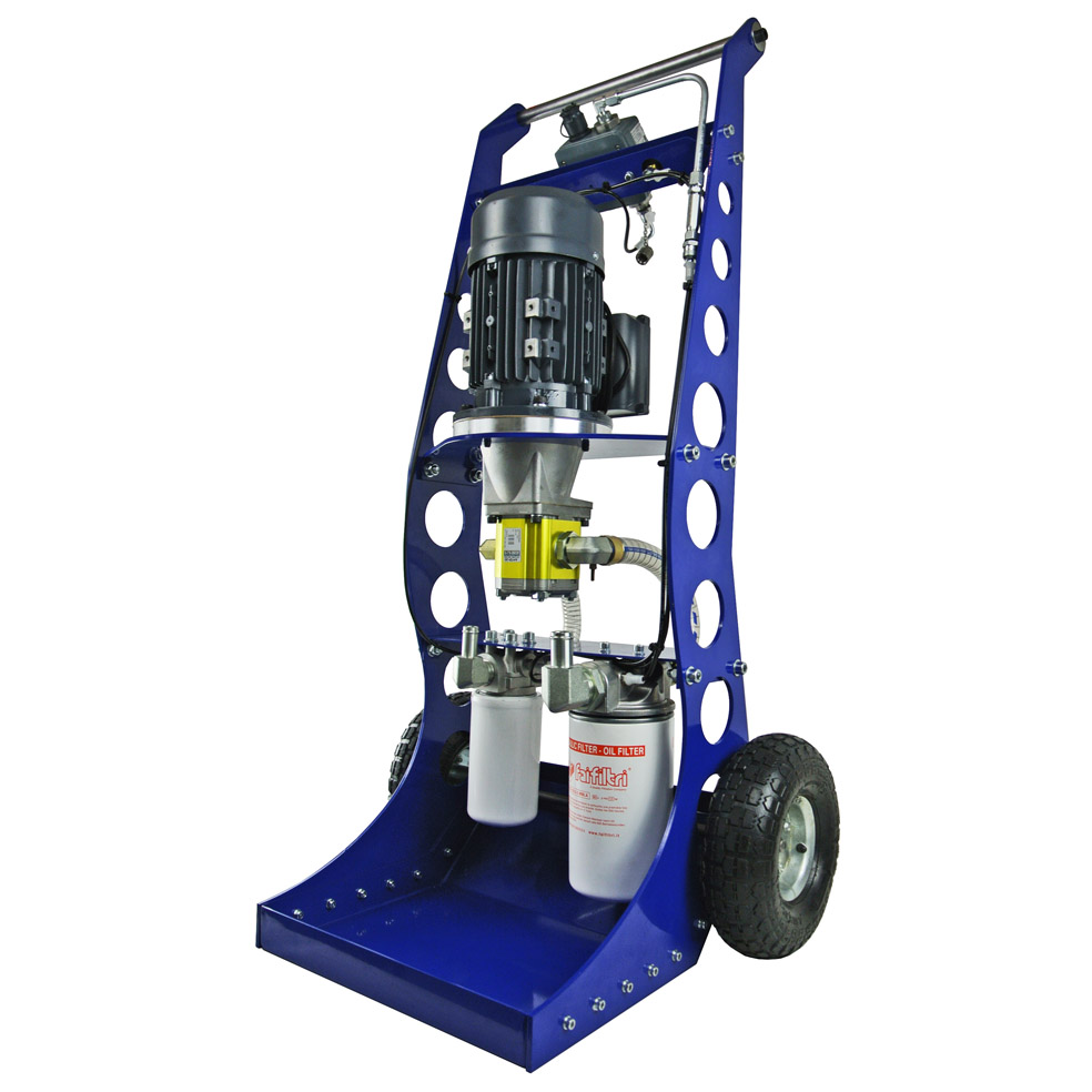 New Product – Oil Filtration Cart