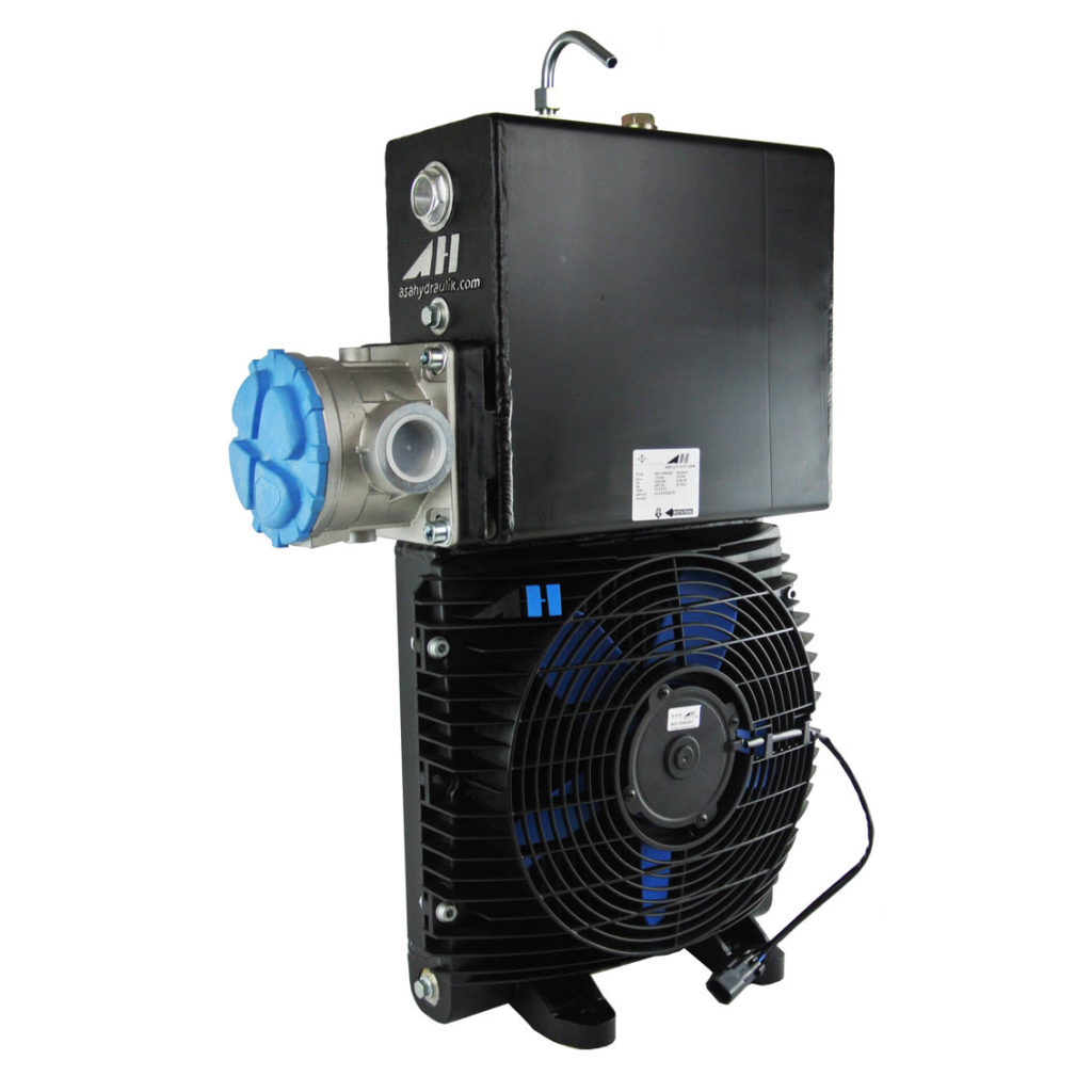 New Product – ASA  Oil/Air Cooler ECO11